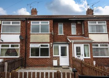 Thumbnail 2 bed terraced house to rent in Coventry Road, Hull