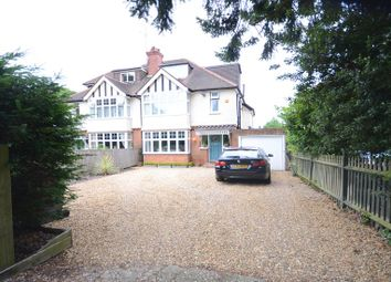 Thumbnail 4 bed semi-detached house to rent in Kidmore Road, Caversham, Reading