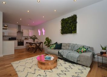Thumbnail 2 bedroom flat to rent in 198 Crondall Street, Hoxton, London