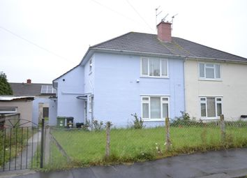 Thumbnail 1 bed flat for sale in Vaughan Close, Henbury, Bristol