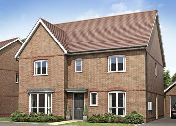 """Thumbnail 4 bedroom detached house for sale in """"Chelworth"""" at Hyde End Road, Spencers Wood, Reading"""