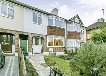 Thumbnail 3 bed terraced house for sale in Dirdene Gardens, Epsom, Surrey