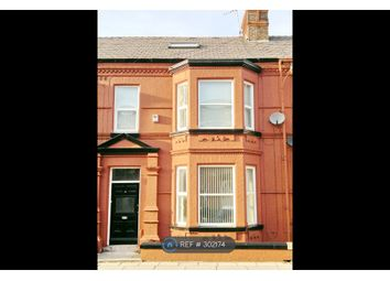 Thumbnail 6 bed terraced house to rent in Ampthill Road, Liverpool