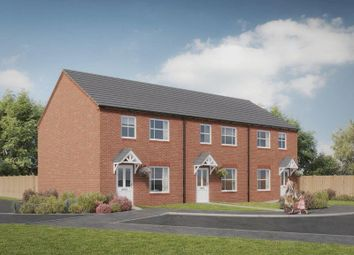 Thumbnail 3 bed terraced house for sale in Hawthorn Drive, Norton Canes, Cannock
