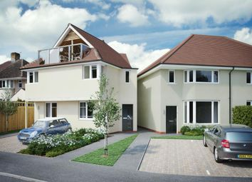 Thumbnail 2 bed flat for sale in Botley, Oxford