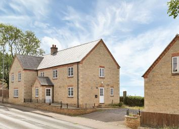 Thumbnail 4 bed detached house for sale in Melton Road, Waltham On The Wolds, Melton Mowbray
