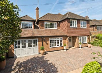 Thumbnail 5 bed detached house for sale in Barham Road, London