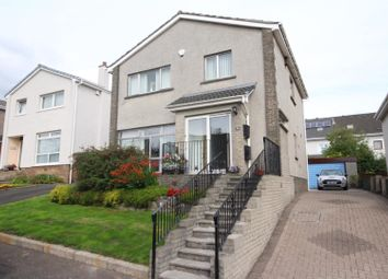 Thumbnail 4 bed detached house for sale in Rosefield Gardens, Uddingston, Glasgow