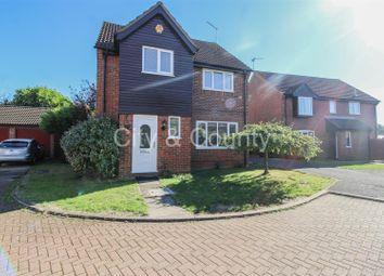 Thumbnail 4 bed detached house for sale in Redbridge, Werrington, Peterborough