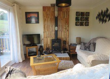 Thumbnail 1 bed mobile/park home for sale in Beechdown Park, Totnes Road, Paignton