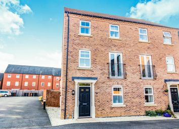Thumbnail 5 bedroom semi-detached house for sale in Arran Close, Greylees, Sleaford