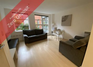 Thumbnail 2 bed flat to rent in Quadrangle, Lower Ormond Street, City Centre, Manchester
