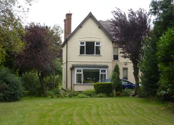 Thumbnail 3 bed detached house for sale in Papplewick Lane, Hucknall, Nottingham