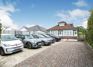 Thumbnail 4 bed detached bungalow for sale in Blandford Road, Upton, Poole
