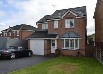 Thumbnail 4 bed detached house for sale in Honeysuckle Drive, South Normanton, Alfreton