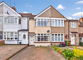 Thumbnail 2 bedroom terraced house for sale in Crofton Avenue, Bexley, Kent
