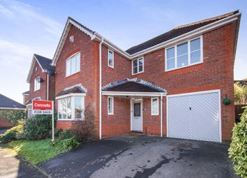 Thumbnail 4 bed detached house for sale in Quarry Way, Emersons Green, Bristol
