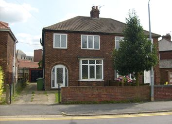 Thumbnail 3 bed semi-detached house to rent in Newlands Avenue, Scunthorpe