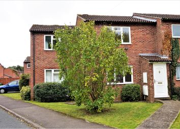 Thumbnail 3 bed end terrace house for sale in Walton Way, Newbury