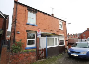 Thumbnail 2 bed semi-detached house for sale in Queen Street, Ruabon, Wrexham