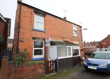 Thumbnail 2 bedroom semi-detached house for sale in Queen Street, Ruabon, Wrexham