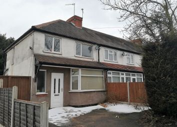 Thumbnail 3 bed end terrace house to rent in Stour Vale Road, Stourbridge
