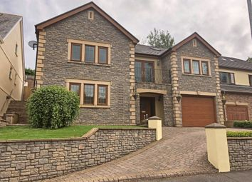 Thumbnail 5 bed detached house to rent in Neath Road, Resolven, Neath