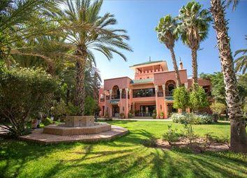 Thumbnail 7 bed detached house for sale in Route Des Jardins De La Palmeraie, Marrakech, Morocco