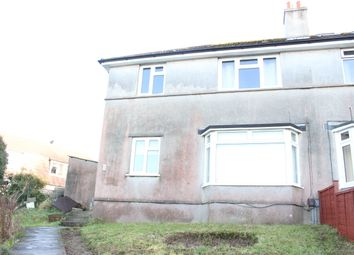 Thumbnail 1 bedroom flat to rent in Martlesham Place, Plymouth