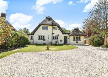 Thumbnail 3 bed detached house for sale in East Close, Middleton On Sea, Bognor Regis