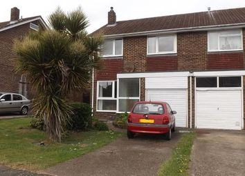 Thumbnail 3 bed semi-detached house for sale in Bursledon, Southampton, Hampshire
