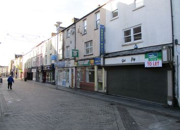 Thumbnail Office to let in Three Storey Shop And Premises, 35 Wyndham Street, Bridgend