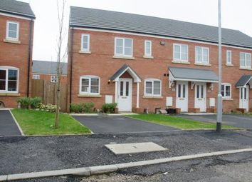 Thumbnail 2 bedroom end terrace house for sale in Garston Crescent, Newton-Le-Willows, Merseyside