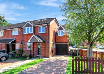 Thumbnail 5 bed semi-detached house for sale in Mallard Road, Abbots Langley