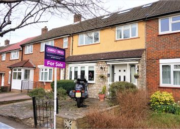 Thumbnail 4 bed terraced house for sale in Hankins Lane, Mill Hill