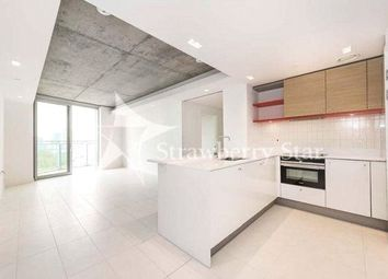 Thumbnail 1 bed property for sale in 3 Tidal Basin Road, London