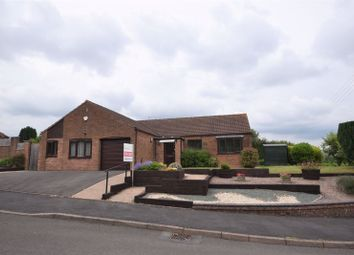 Thumbnail 3 bed detached bungalow for sale in Orchard End, Cleobury Mortimer, Kidderminster
