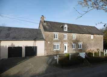Thumbnail 2 bed country house for sale in Les Chéris, Basse-Normandie, 50220, France