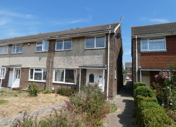 Thumbnail 3 bed terraced house to rent in Lisher Road, Lancing
