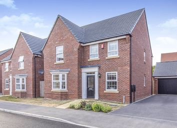 Thumbnail 4 bedroom detached house for sale in Poppy Fields Avenue, Pontefract