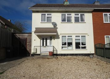 Thumbnail 3 bed end terrace house to rent in Milford Road, Yeovil Marsh, Yeovil