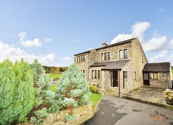 Thumbnail 4 bed detached house for sale in Burn Road, Huddersfield