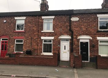 Thumbnail 2 bed terraced house for sale in Broad Street, Crewe