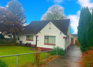 Thumbnail 2 bed detached bungalow for sale in Chapel Lane, Croesyceiliog, Cwmbran