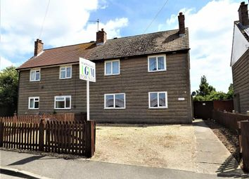 Thumbnail 3 bed semi-detached house for sale in Campling Place, Holbeach, Spalding