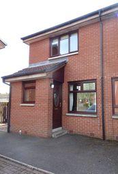 Thumbnail 2 bed end terrace house for sale in 4 Jardington Court, Newbridge Drive, Dumfries