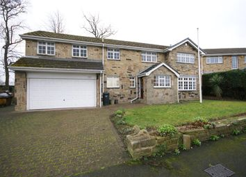 Thumbnail 4 bed detached house to rent in Healey Wood Gardens, Brighouse