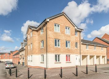 Thumbnail 2 bed flat for sale in Padstow Road, Swindon, Wiltshire