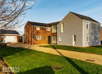 Thumbnail 5 bed detached house for sale in Pilleys Lane, Boston, Lincolnshire