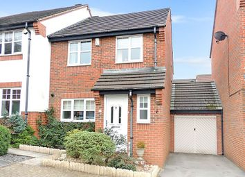 Thumbnail 3 bed end terrace house for sale in St Annes Close, St George, Bristol